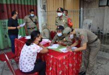 Satpol PP Provinsi Jateng mendata warga