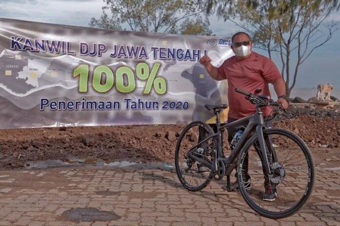 Kepala Kanwil DJP Jateng I, Suparno