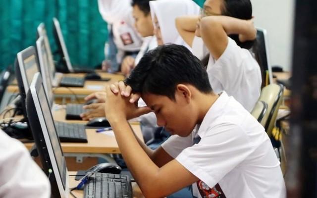 Ujian Nasional Berbasis Komputer UNBK SMA