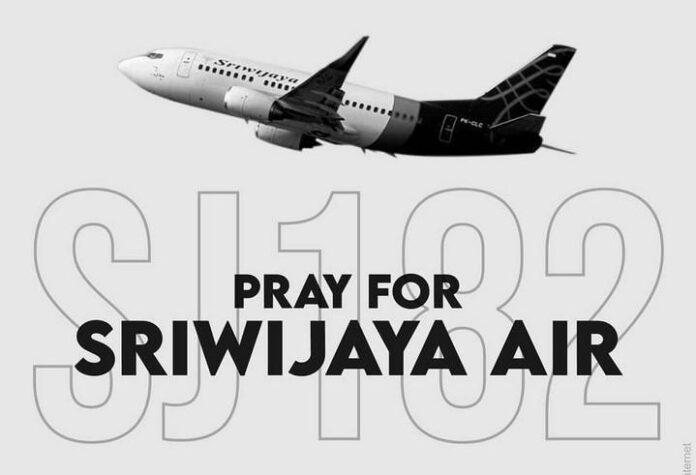Pray For Sriwijaya Air