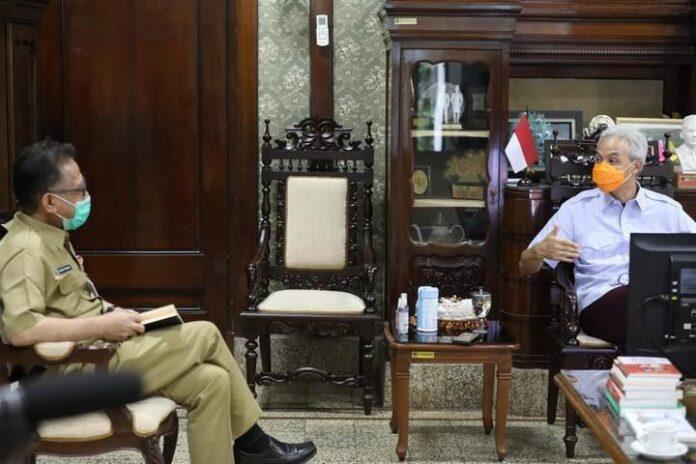 Kepala Dinkes Jateng Yulianto Prabowo