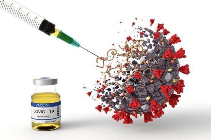 Vaksinasi Covid-19 (Ilustrasi)