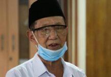 KH Ahmad Darodji, Ketua MUI Jateng