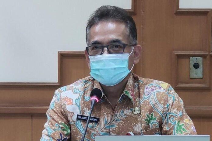 Yulianto Prabowo, Kadinkes Jateng