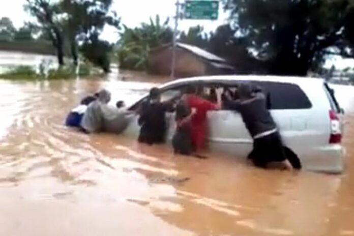 Banjir di Kudus
