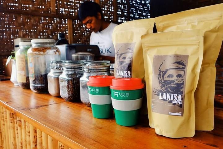 Produk kopi Yani Aryanto