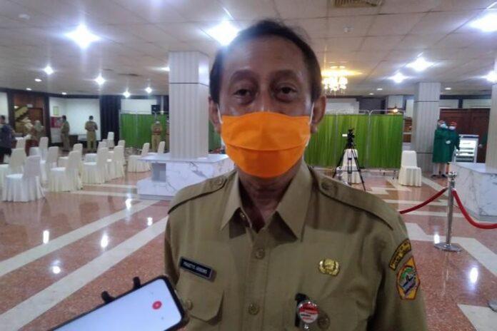 Prasetyo Aribowo, Plt Sekda Jateng.