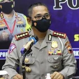 Kombes Pol Rudy Syarifudin, Dirlantas Polda Jateng