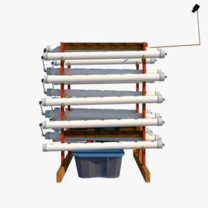 Inovasi hidroponik HIRARKI