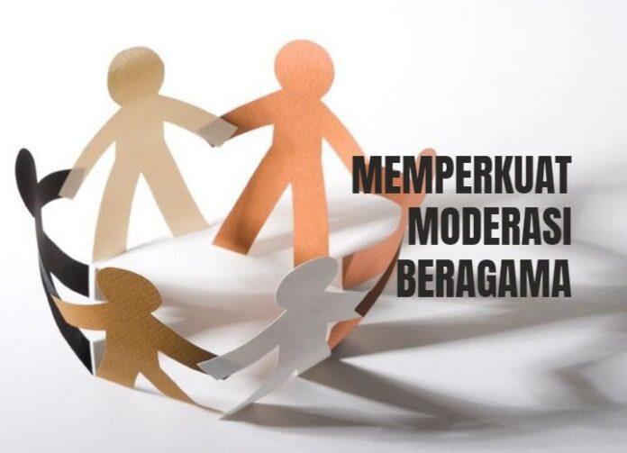 Memperkuat Moderasi Beragama