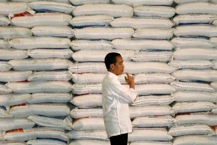 Jokowi Import Beras