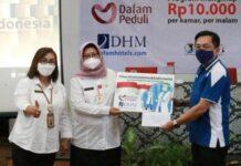 CEO Dafam Hotel Management Andhy Irawan