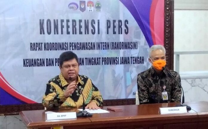 Kepala BPKP RI Muhammad Yusuf Ateh