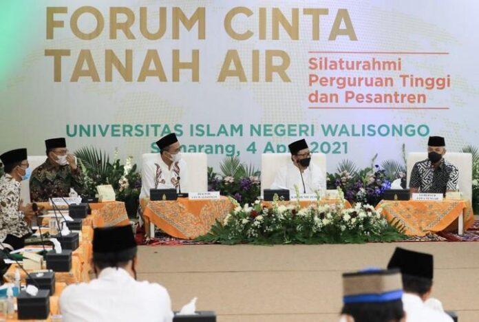 FGD Forum Cinta Tanah Air
