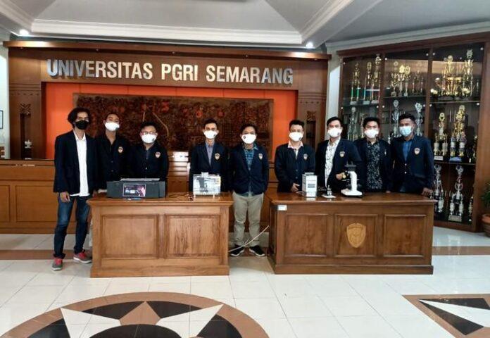 Tim Mahasiswa Teknik Mesin UPGRIS