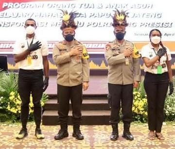 Pelajar dan mahasiswa asal Papua