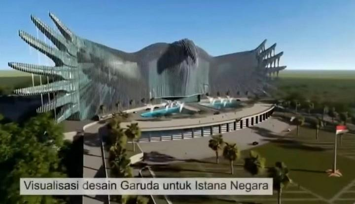 Istana Negara di Ibukota Baru