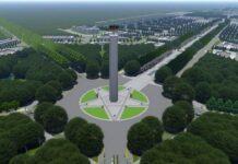 Visualisasi Ibukota Negara Baru
