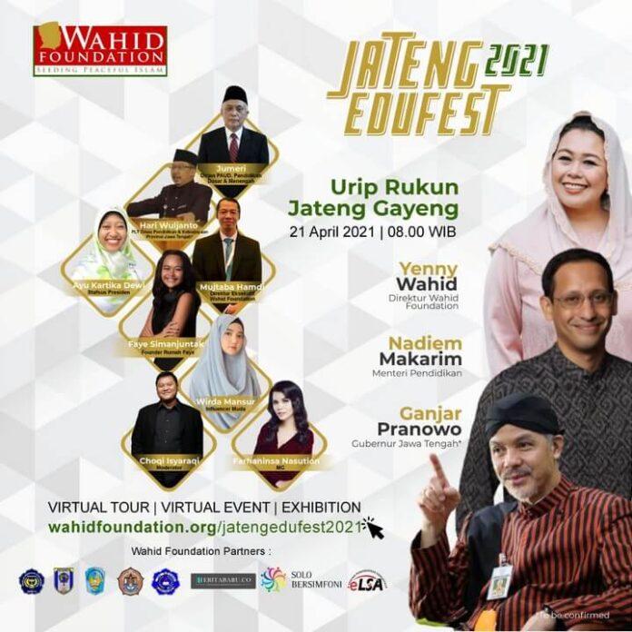 Jateng EduFest 2021