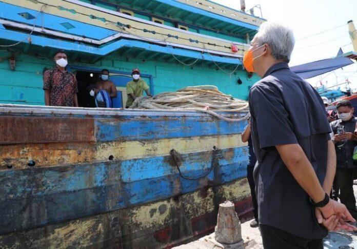 Pelabuhan Perikanan Oantau Tegalsari