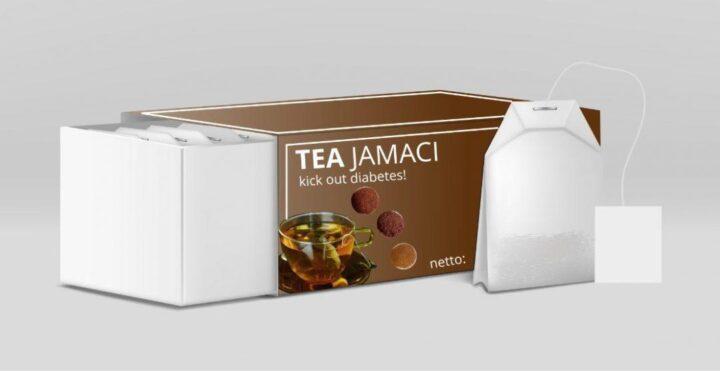 Tea Jamaci karya Cut Mirna