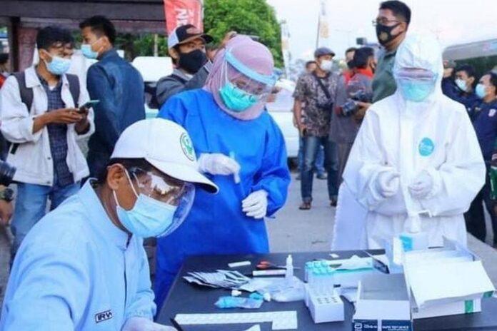 Pemeriksaan Antigen Acak