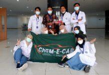 Tim Chem-E-Car Universitas Ahmad Dahlan