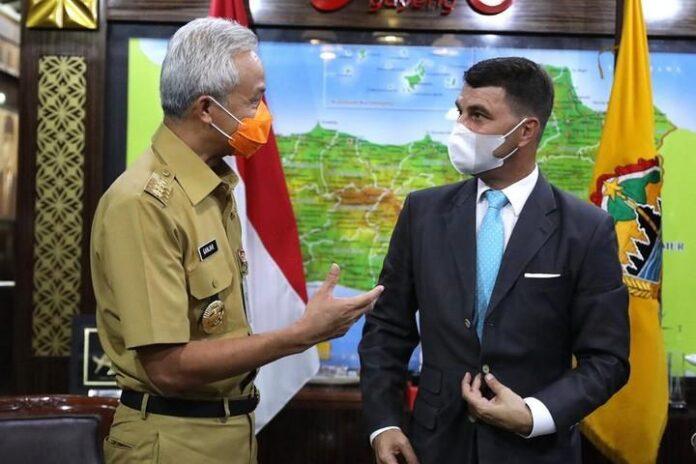 Dubes Austria untuk Indonesia