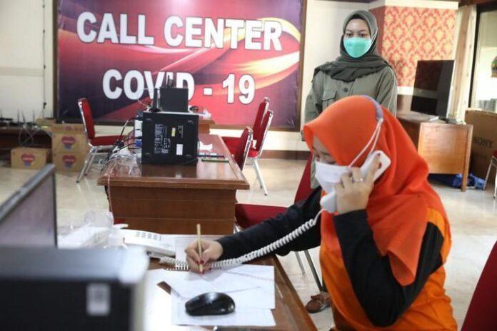 Call Center COVID-19 Pemprov Jateng