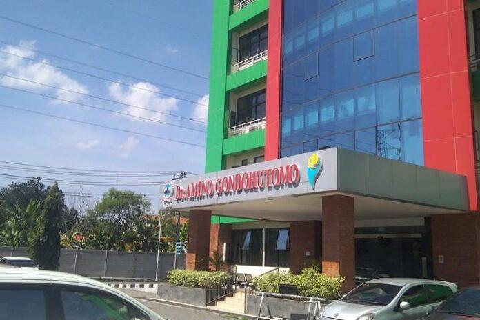 RSJD Amino Gondohutomo Semarang
