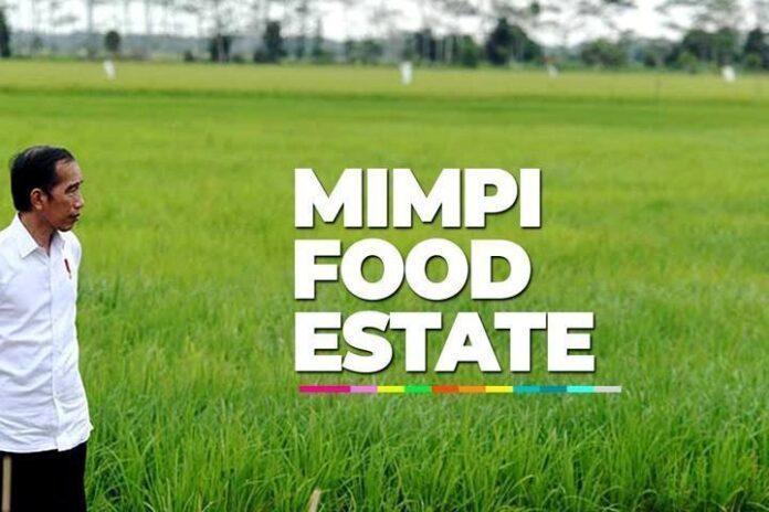 Mimpi Food Estate