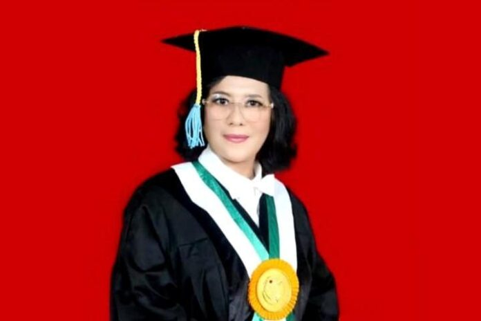 Prof. Dr. Theresia Indah Budhy. S