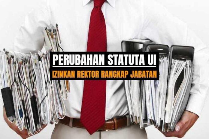 Perubahan Statuta UI