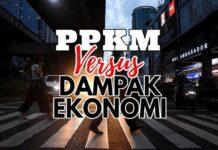 PPKM vs Dampak Ekonomi