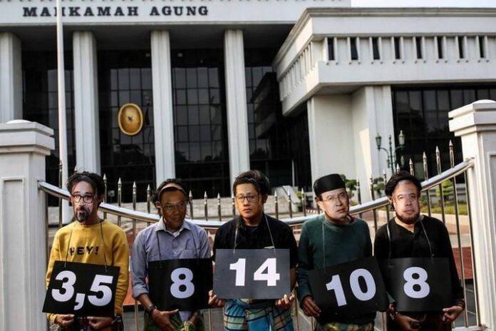 Diskon Hukuman Koruptor