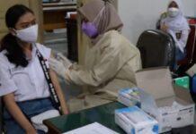 vaksinasi pelajar