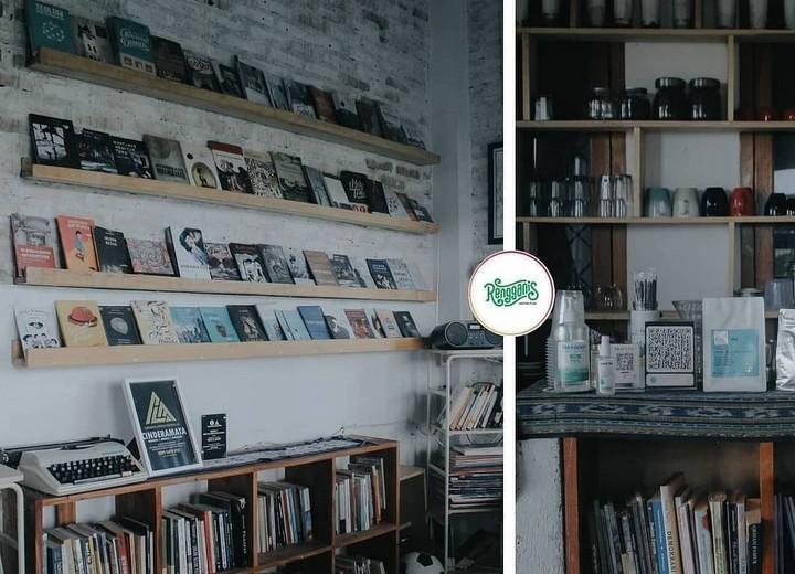 Koleksi buku NIssa Rengganis