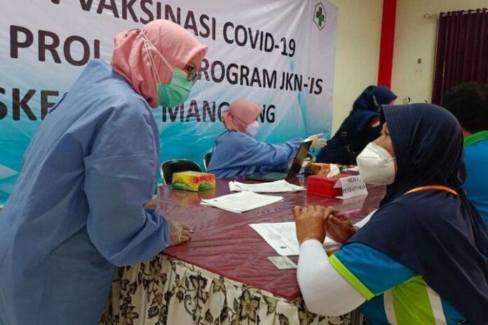 Pemeriksaan kepada peserta Prolanis