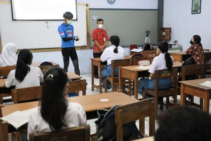 Pembelajaran di SMAN 3 Semarang