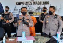 Kapolres Magelang AKBP Sajarod Zakun