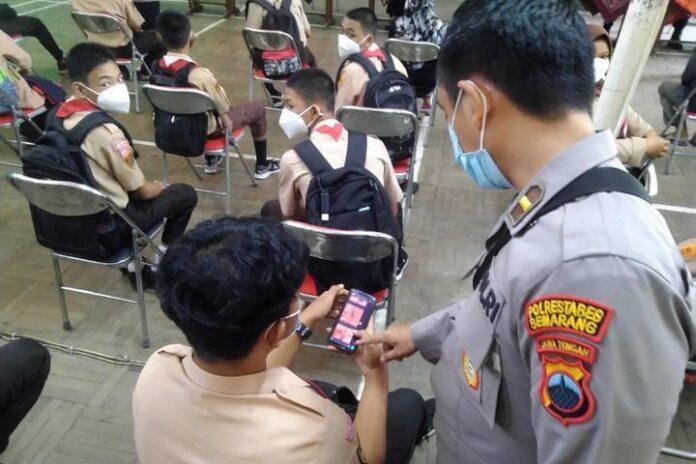 Siswa SMKN 3 Semarang