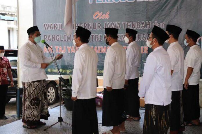 Wagub Taj Yasin Maimoen