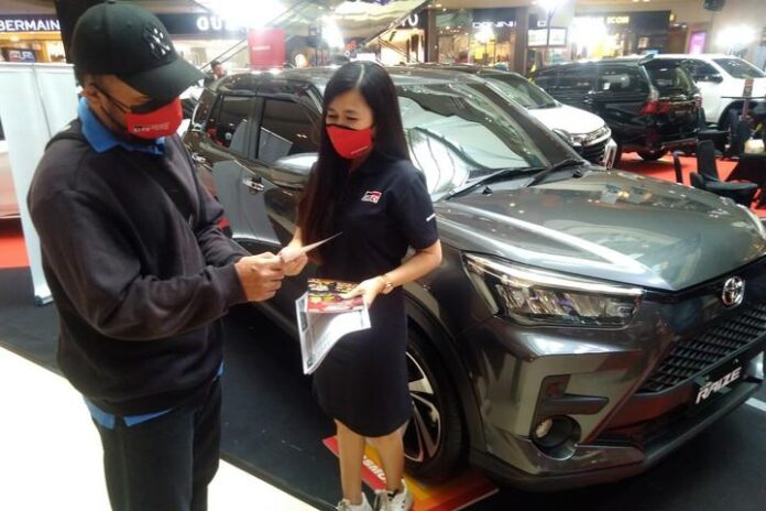 Nasmoco Show Toyota Gazoo Racing 2021