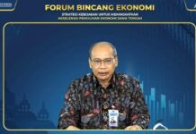 Kepala KPw BI Jateng Pribadi Santoso
